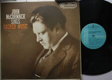 Country Lp John Mccormack Sings Sacred Music On Rca