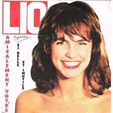 """Lio Amicalement vôtre (1980)  [7"""" Single]"""