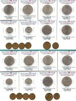 Lot of 14 Canada various transport tokens (Many from Quebec)
