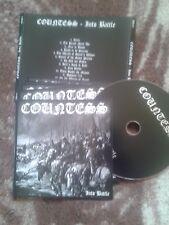 COUNTESS-into battle-CD-black metal