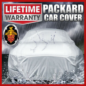 PACKARD [OUTDOOR] CAR COVER ☑️ All Weather ☑️ Waterproof ☑️ Warranty ✔CUSTOM✔FIT