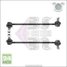 Kit Tiranti barra stabilizzatrice Dx+Sx Abs BMW 5 F11 550 535 530 528 525 523 #p