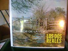 SEALED TEX MEX LATIN LP~LOS DOS REALES~MARIACHI VARGAS~CAMINOS DE LA VIDA~HEAR