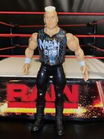 Jakks Classic Superstars Wrestling Figure Rare Nasty Boys Brian Knobbs WWF WWE