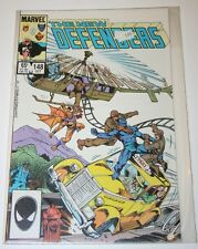 The New Defenders Marvel Comics Issue #148 October 1985