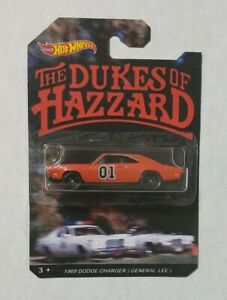 Custom HW hot wheels Dukes of hazzard General Lee jump 1/64