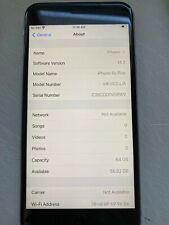 New listing Gray Verizon Gsm/Cdma Unlocked 64Gb Apple Iphone 6S Plus Phone Jh18 B