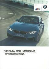 BMW bordo cartella manuale per f80 m3 g11 7er f01 f02 f03 f04 x5 x2 f39 SM