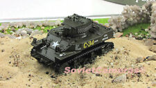 1/72 M5A1 Stuart Light Tank USA Army 1944 WWII Diecast Model Fabbri New