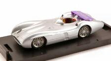 Modellino auto diecast Brumm MERCEDES W196C BOLOGNA scala 1:43 modellismo epoca