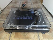 TECHNICS SL1210M5G GRAND MASTER BLACK PROFESSIONAL DIRECT DRIVE TURNTABLE