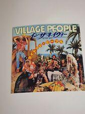 Village People In The Navy Casablanca Vip-2730 Japan Vinyl 7