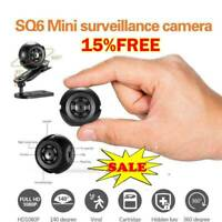Outdoor Mini 1080P HD IP Camera Security Camcorder Night Vision