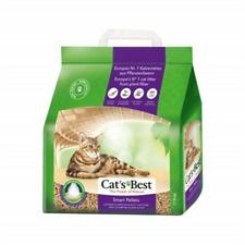 Cats Best Smart Pellet (Gold) Clumping Cat Litter 5kg Out of Date Damaged Bag