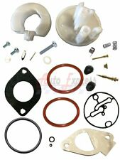 Fits Briggs & Stratton Carburetor Rebuild Kit Master Overhaul Nikki Carbs 796184