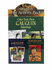 Gaugin Art Activity Pack by Dover Publications Inc. (Paperback, 2007)