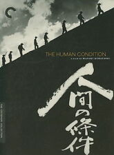 The Human Condition: Criterion Collection (DVD, 2009)