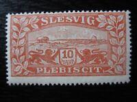 SCHLESWIG GERMAN PLEBISCITES Mi. #14 mint MNH stamp! CV $33.50