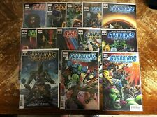 Marvel Guardians of the Galaxy Full Series 1-12 Run All First Prints Donny Cates