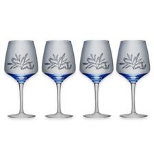 Gin Mare Gin Tonic Glas Cocktailglas Ballonglas Stielglas klar blau edel NEU
