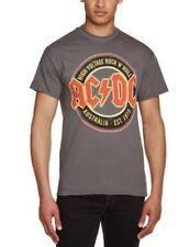 T-shirt Ac/dc - Australia Est 1973 Unisex Cid L Pe12103tscp