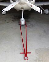 Aircraft Tow Bar Fits Cessna 150 172 182 205 210 Cirrus SR-22 and more.