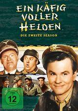 5 DVDs *  EIN KÄFIG VOLLER HELDEN - KOMPLETT SEASON / STAFFEL 2 - MB # NEU OVP +
