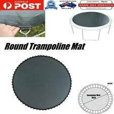 Replacement Round Trampoline Mat Outdoor Jumping Spring Spare Part For 12 14ft