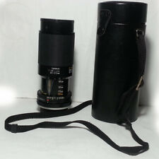 Tamron 80-210mm f3.8 f4 Lens For Konica Camera