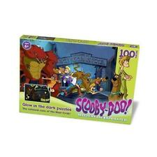 Paul Lamond 4765 Scooby Glow in The Dark Man-crab Puzzle 100 Pieces