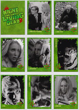 2012 Unstoppable Romero Night Of The Living Dead 36 Base Card Set + Empty Pack