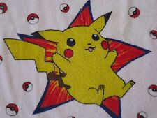 Pokemon Towel Vintage