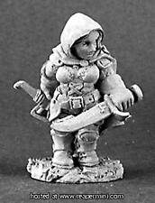 Reaper Miniatures Dark Heaven Legend Bailey Silverbell, Female Dwarf  RPR 03125