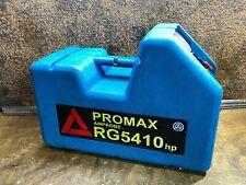 Promax Rg5410 Hvac Refrigerant Recovery Unit Amprobe Freon Reclaim Unit