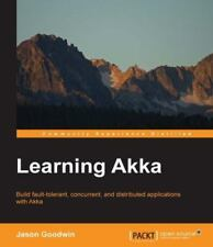 Learning Akka (Paperback or Softback)