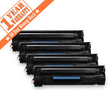 4PK CE285A Toner Cartridge CB435A For HP 85A LaserJet P1102W P1005 P1006 M1212nf
