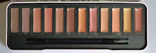 1gr/€1,24 w7 Lip Explosion Lippenfarben Palette in Metallbox mit Pinsel matt