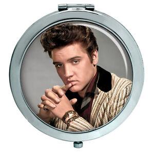 Elvis Aarón Presley Espejo Compacto