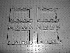 LEGO Technic - 4x Liftarm 5 x 7 Block Open Center Thick Rahmen Frame 64179 8258