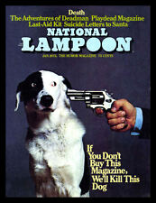 National Lampoon FRIDGE MAGNET Kill the Dog Magnetic Poster Canvas Print 2.5x3.5