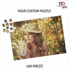 Custom Puzzle 28 X 19 cm (A4) 180 Pieces  - Puzzle Personalizzato 180 pezzi