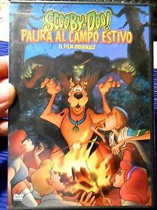 DVD USATO - PAURA AL CAMPO ESTIVO - SCOOBY-DOO !