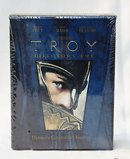Troy Ultimate Collectors Edition Box Set (Director's Cut) SEALED