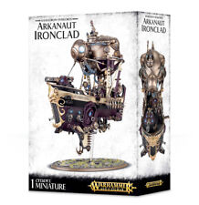 Arkanaut Ironclad - Games Workshop miniatures