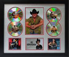Lee Kernaghan Signed Limited Edition Framed Memorabilia (w)