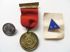 VINTAGE GIRLS' BRIGADE  BADGES