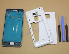COQUE COMPLETE REMPLACEMENT FACADE CHASSIS POUR SAMSUNG GALAXY S2 II i9100 BLANC