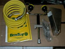 BRADLEY HAND HELD EYE / FACE  BODY WASHER # S19-630