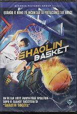 Dvd video **SHAOLIN BASKET** nuovo sigillato 2008