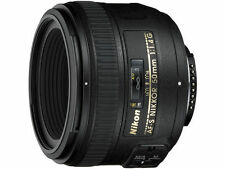 Nikon AF-S NIKKOR 50mm f/1.4G Lens NEW from Japan